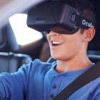 Oculus Rift: Nur eine schnelle SMS - dann kracht's