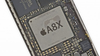 A8X-Chip des iPad Air 2