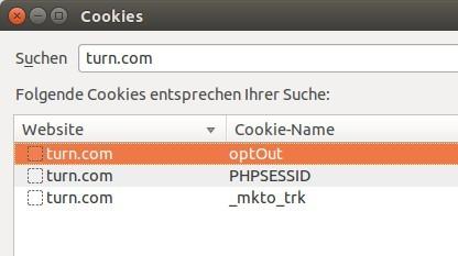 Trotz Opt-Out-Cookies legt der Vermarkter wieder ein Tracking-Cookie an.