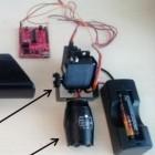 Autocharge: Microsoft lädt Smartphone per Taschenlampe