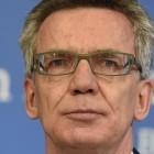 Charta unterzeichnet: De Maizière hält an starker Verschlüsselung fest