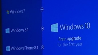 Windows 10 als Upgrade für ein Jahr gratis