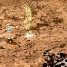 Holographic: Microsofts Holobrille holt den Mars auf die Erde