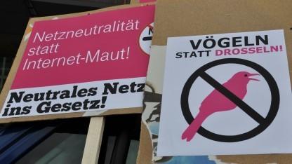Der Streit um die Netzneutralität scheint nun in Europa entschieden.