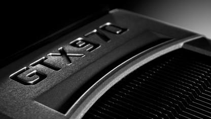 Stilisierte Geforce GTX 970