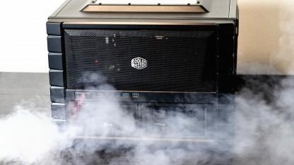 Der Zauberwürfel im Nebel