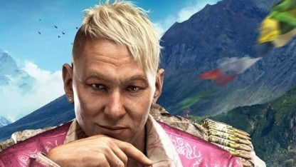 Artwork von Far Cry 4