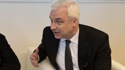 Wirtschaftsminister Garrelt Duin