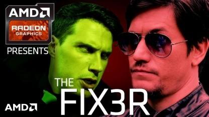 Grün gegen Rot - die Analogie ist klar