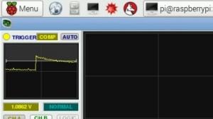 Screenshot von Bitscope DSO