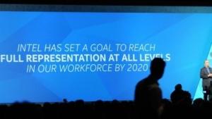 Intel-Chef Brian Krzanich auf der CES 2015