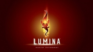 Artwork des Lumina-Desktops