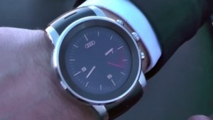 LGs noch namenlose WebOS-Smartwatch