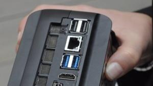Acers Revo One RL85 lässt sich leicht öffnen.