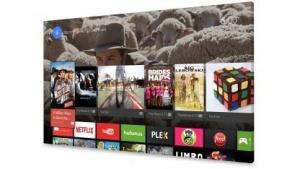 Die Benutzeroberfläche von Android TV