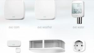 Eve-Heimautomation von Elgato
