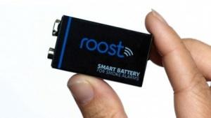 Roost-Rauchmelderbatterie mit WLAN-Modul