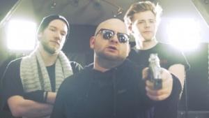 Szene aus Video von Apecrime