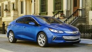 Chevrolet Volt: leichterer Antrieb, leichterer Akku