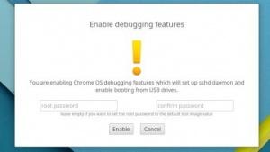 Die Debugging-Funktionen von Chrome OS machen es Entwicklern etwas einfacher.