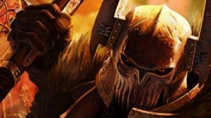 Artwork von Warhammer