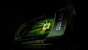 Stilisierte Geforce GTX 960