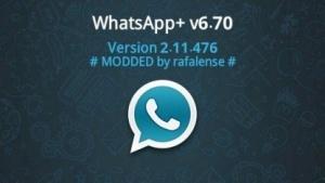 Das Logo von Whatsapp Plus