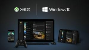 Die Xbox-App bringt Windows 10 und die Konsole zusammen.
