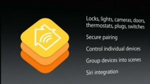 Die ersten Homekit-Geräte werden im Frühjahr 2015 erwartet.