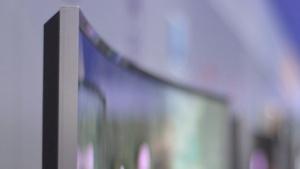 Bildschirme mit hoher Leuchtdichte haben häufig eine hohe Bautiefe.