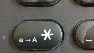 Angestaubte Tastatur bei Golem.de