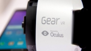 Samsungs Gear VR mit Galaxy Note 4
