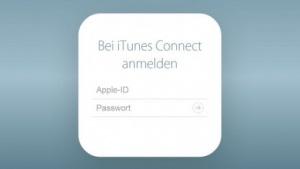Bei iTunes Connect gab es ein Sicherheitsproblem.