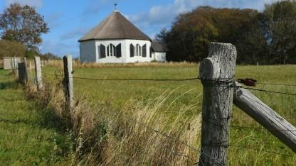 Kapelle auf der Insel Rügen