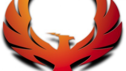 Logo auf der Webseite von The Pirate Bay