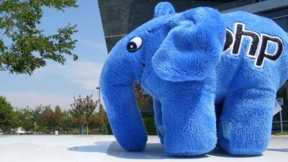 Das PHP-Maskottchen Elephpant