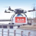 Alibaba: Lieferdrohnen fliegen Ingwertee aus