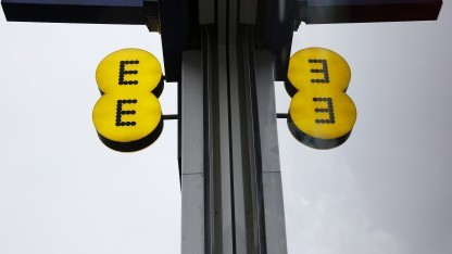 Die Deutsche Telekom hatte ihren EE-Anteil an British Telecom verkauft.