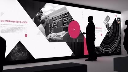 So könnte das Internetmuseum in Berlin einmal aussehen.