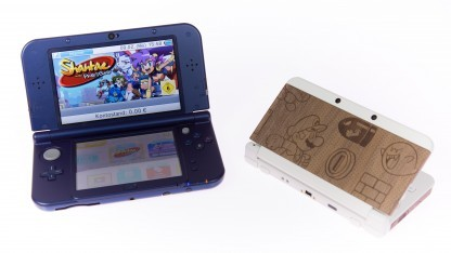New 3DS XL & New 3DS