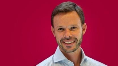 Telekom-Sprecher Philipp Blank
