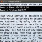 Torrents: Somalische Kickass-Seite vom Netz genommen
