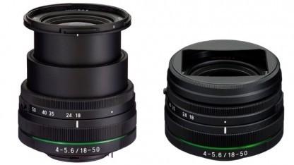 Pentax DA 18-50mm F4-5.6 DC WR RE