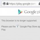 Play Store: Google sperrt mobile Firefox-Nutzer aus