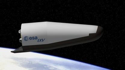 Experimentelles Raumfahrzeug IXV: autonomer Flug um die halbe Welt