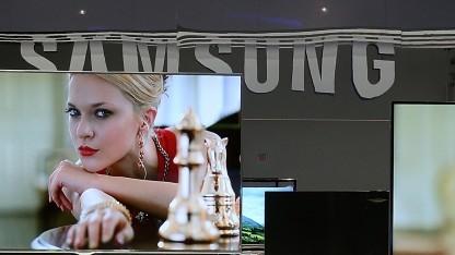 Unerwünschte Werbung auf Samsungs Smart-TVs