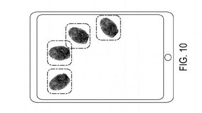 Apple hat ein Patent für einen im Display eingebauten Fingerabdrucksensor zugesprochen bekommen.