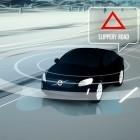 Volvo Cloud: Autos warnen sich gegenseitig vor glatten Straßen