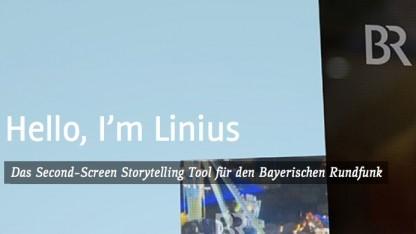 Der BR hat Linius bereits für eigene Rechercheprojekte genutzt.