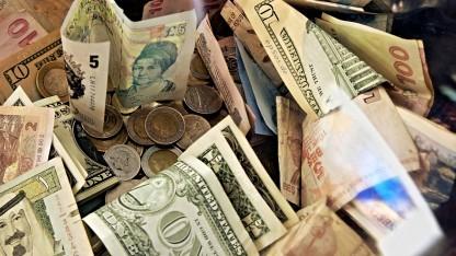 Ein Bankraub des 21. Jahrhunderts funktioniert ohne Waffen.